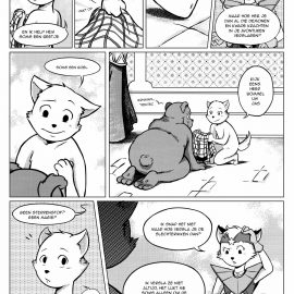 comic tompoes strip renee rienties